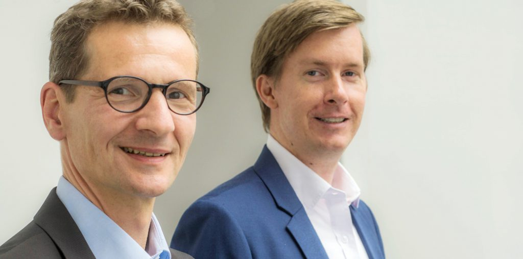 Gottfried Mueller und Anton Mooseder