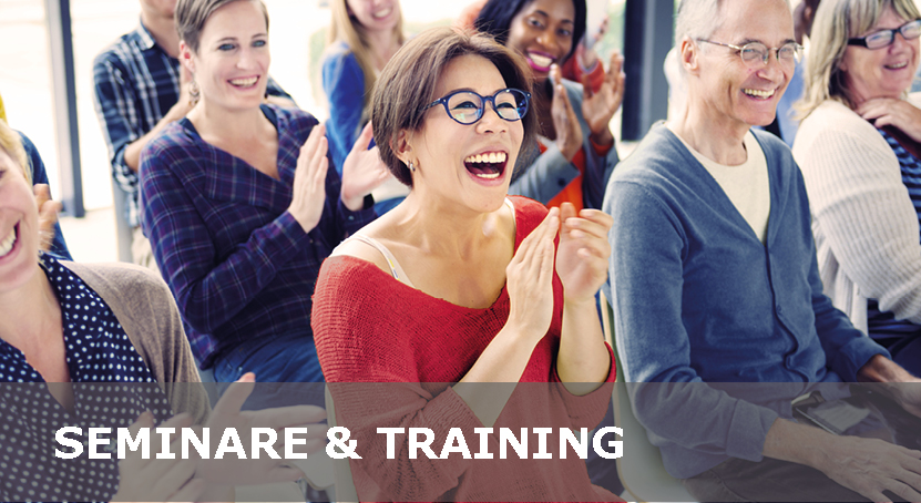 Seminare und Training_Home